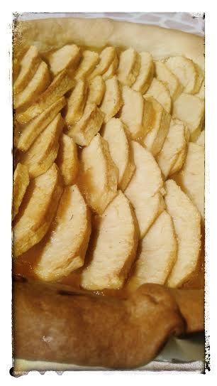 Tarte aux pommes - Pâtisser Malin