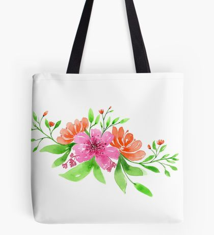spring flowers 6 Tote Bag