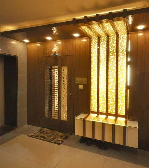 Home Interior Entrance Design Ideas: Architecture And Interior Design Projects In India