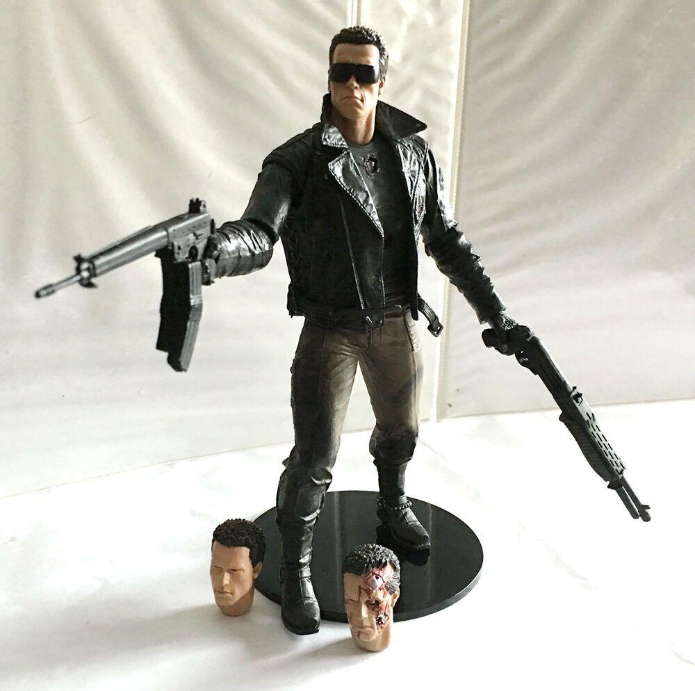 "1//6 Scale T800 M1887 Shotgun Model Plastic for 12/"" Action Figure"