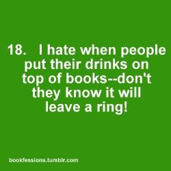 * Book are nOt a Coasters *