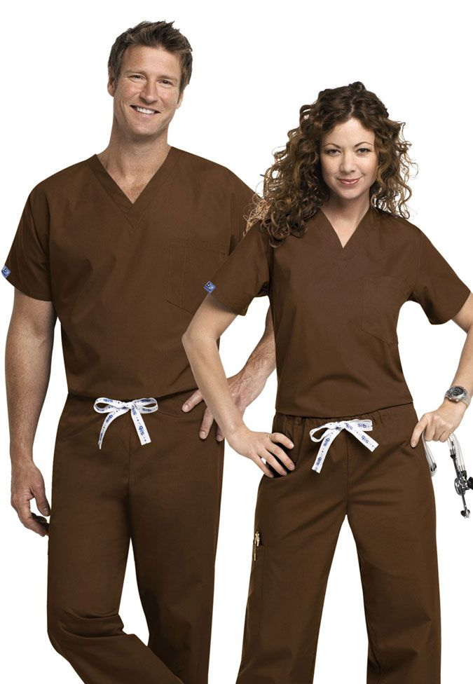 20ad119eb4 Instead of robes I bought brown scrubs on sale for  5. Cutting the center  and adding a belt for jedi robes.