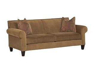 Attractive Micro Suede Basic Couch From Havertys   Http://www.havertys.com