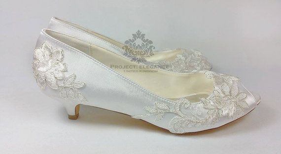 Your Place To Buy And Sell All Things Handmade Wedding Shoes Heels Wedding Shoes Lace Wedding Shoes Low Heel