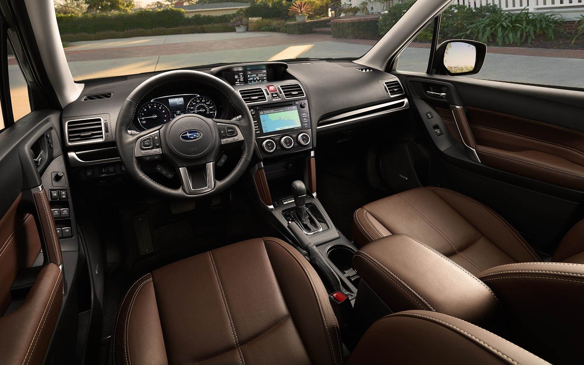 subaru forester 2016 interior. 2017 subaru forester redesign interior 2016