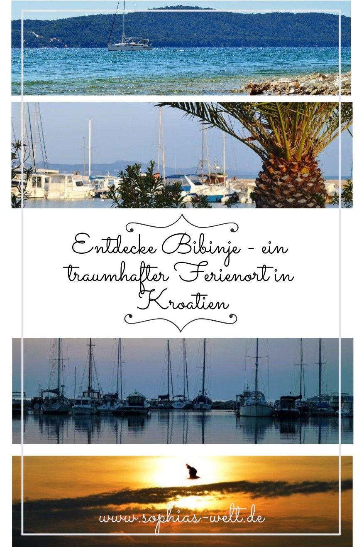 Bibinje Ist Ein Ort Etwa 8 Kilometer Sudlich Von Zadar Dort Befindet Sich Die Marina Dalmacija Die Grosste Marina An Der Adriak Zadar Kroatien Kroatien Urlaub