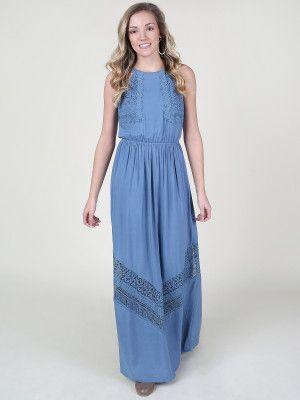 0fa49fd3f8 Altar d State Mainland Maxi Dress