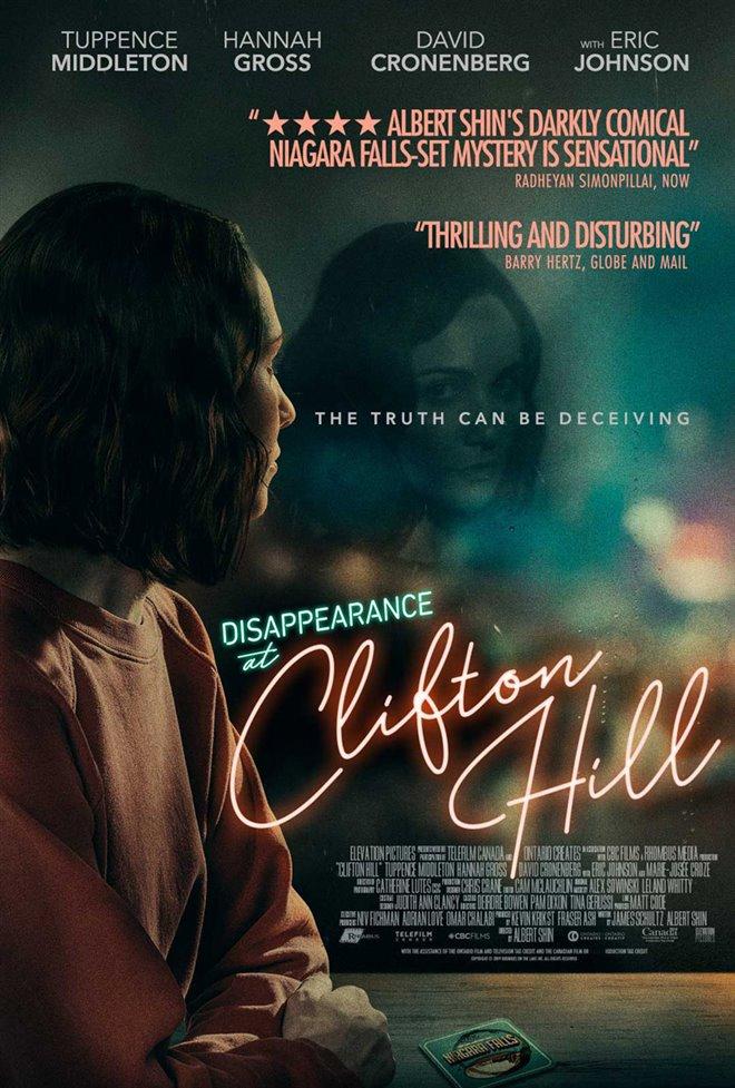 Disappearance At Clifton Hill 2020 Canada Dir Albert Shin In 2020 Clifton Hill Clifton Original Movie Posters