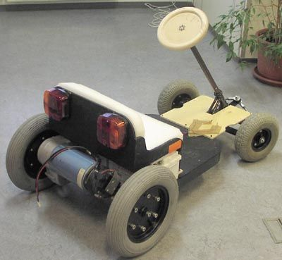 The electric powered gocart project | electric cars | Coches de pedal, Carros electricos, Coches