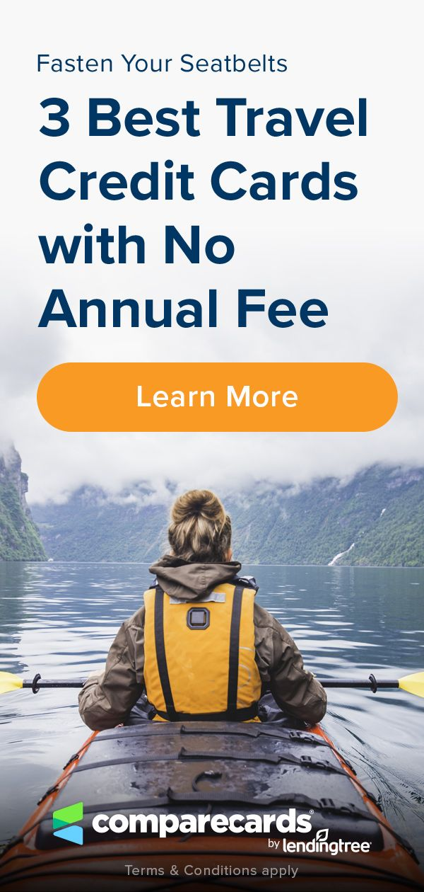 Best Travel Credit Cards With No Annual Fee Best Travel Credit