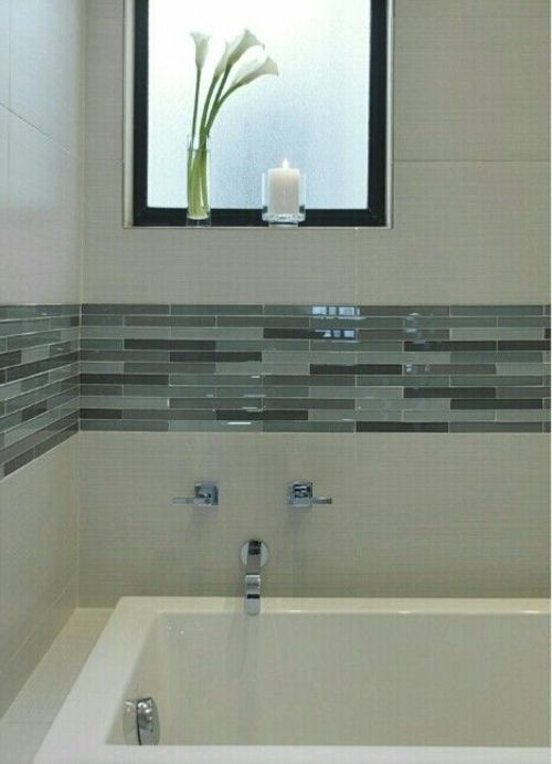 30 Stile und Ideen für Badezimmer und Badezimmerfliesen Badideen - badezimmer fliesen grau