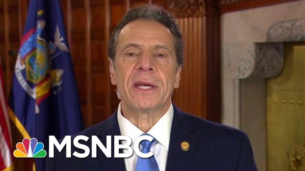 We Need A Federalized Response Says Gov Cuomo Morning Joe Msnbc Youtube In 2020 Morning Joe Andrew Cuomo Rachel Maddow