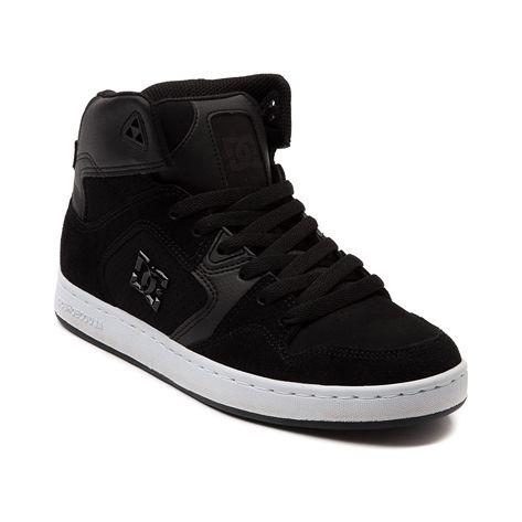 shop for womens dc pro spec 3 0 skate shoe in black white. Black Bedroom Furniture Sets. Home Design Ideas