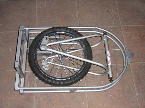Carro Remolque Desarmable Para Bicicleta Remolques Para