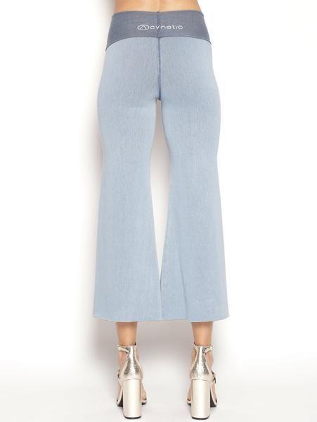 182d3019d5 ACYNETIC CANDI in PALLIDO Denim chiaro Pantaloni - TRYMEShop | Pants ...