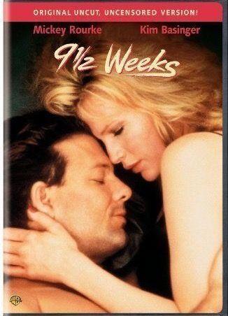 Weeks Kim Basinger Mickey Rourke 1986