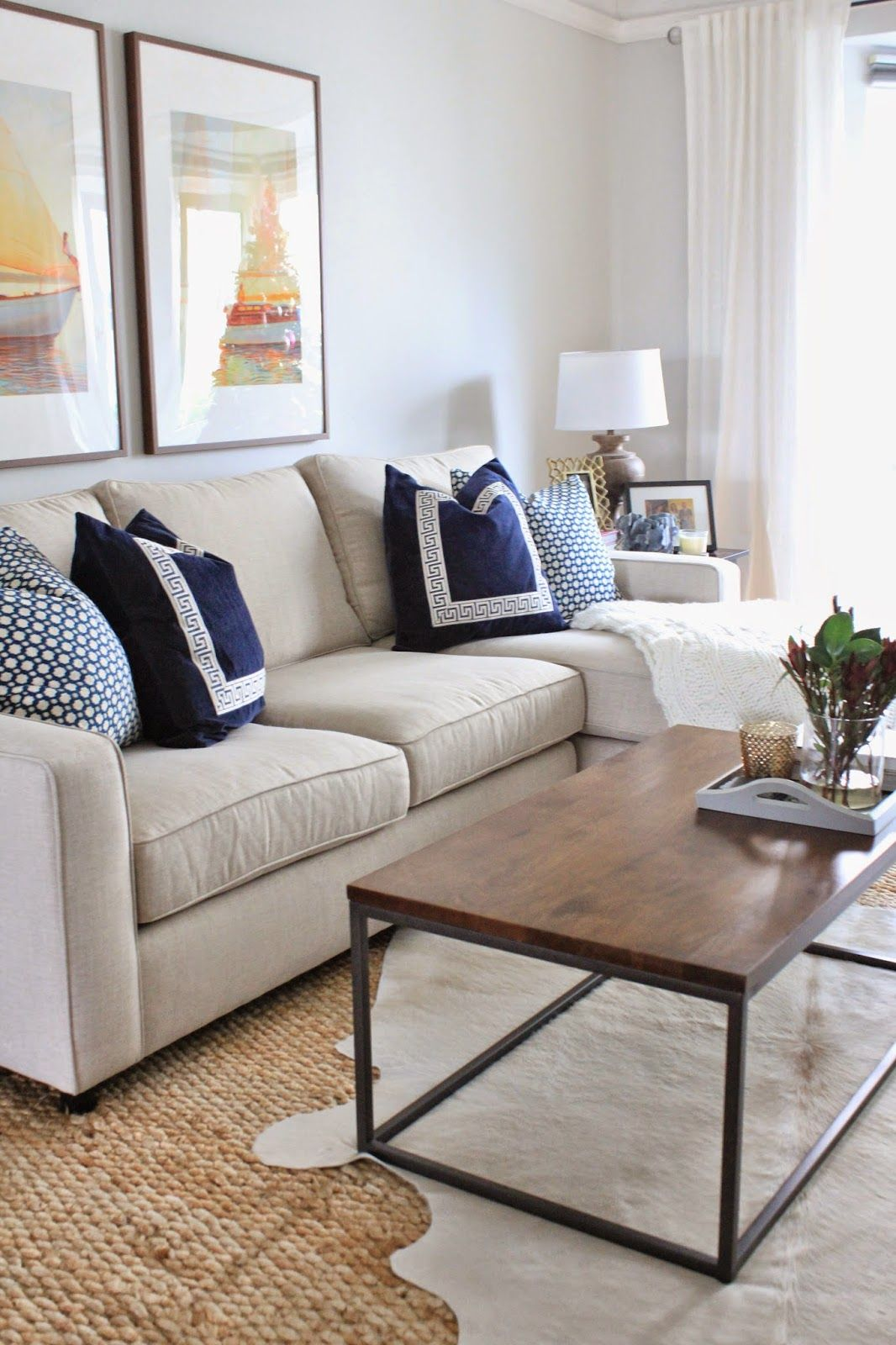 Cup Half Full Living Room Tour Home Decor Pottery Barn Sofa Home Decor Bedroom #pottery #barn #living #room #pictures