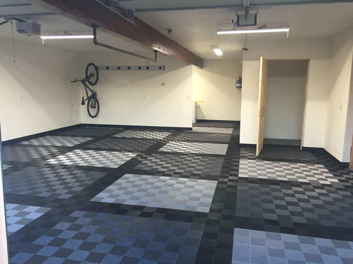 Race Deck Garage Flooring Tiles Garageflooring Garage Floor