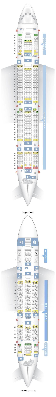 Lufthansa A380 Seat Map : lufthansa, SeatGuru, Lufthansa, Airbus, A380-800, (388), A380,, Seatguru,