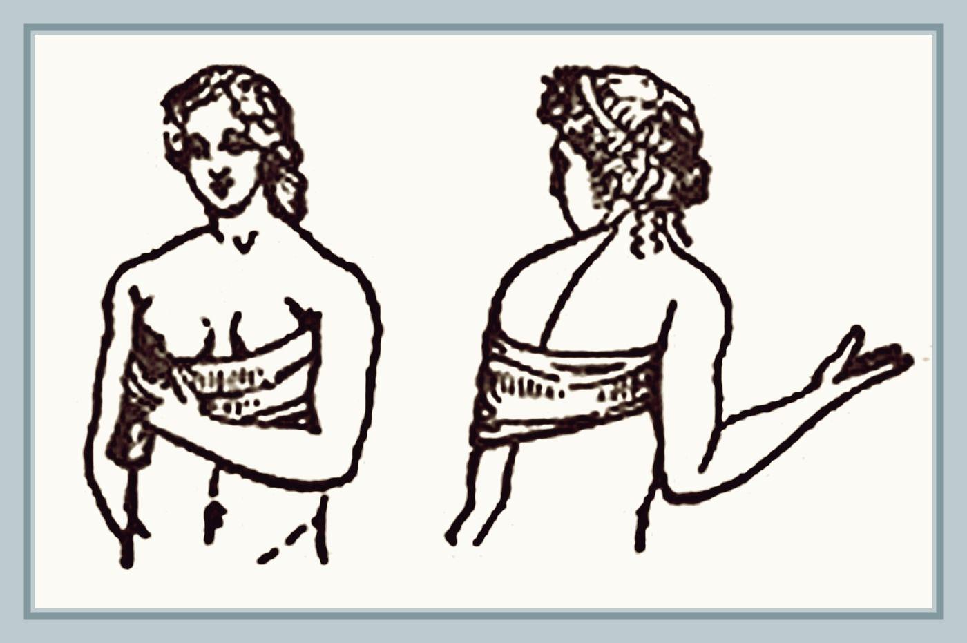 Resultado de imagen para ropa interior en la antigua grecia | Ropa ...
