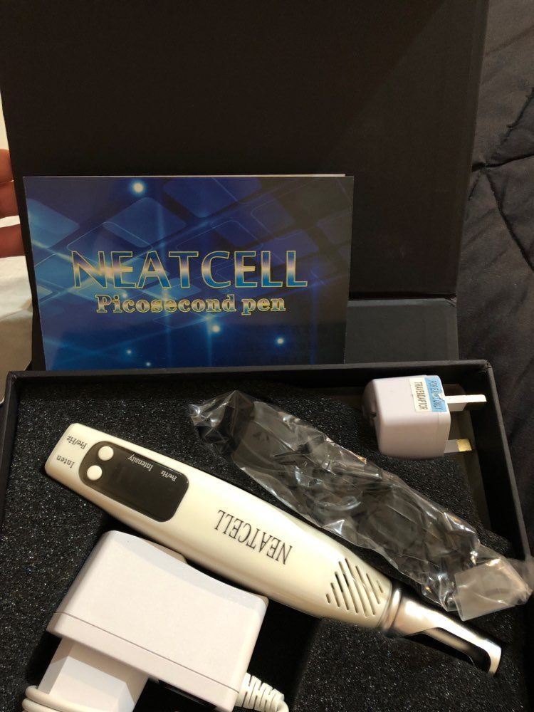 Home laser blemish removal pen health beauty medifit