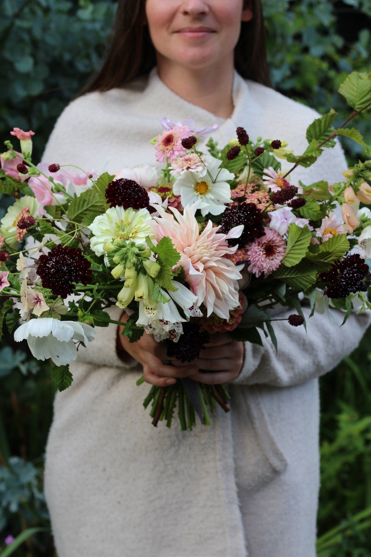 Kent Florist Jennifer Pinder Creates Beautiful Summer Wedding