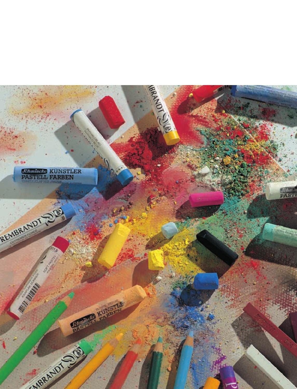 Todo Sobre La Tecnica Del Pastel Lapices De Dibujo Diseno De Libros Tecnicas De Pintura Oleo