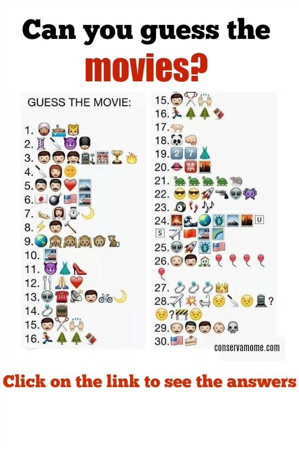 Guess the movie brainteaser riddle riddles Guess the