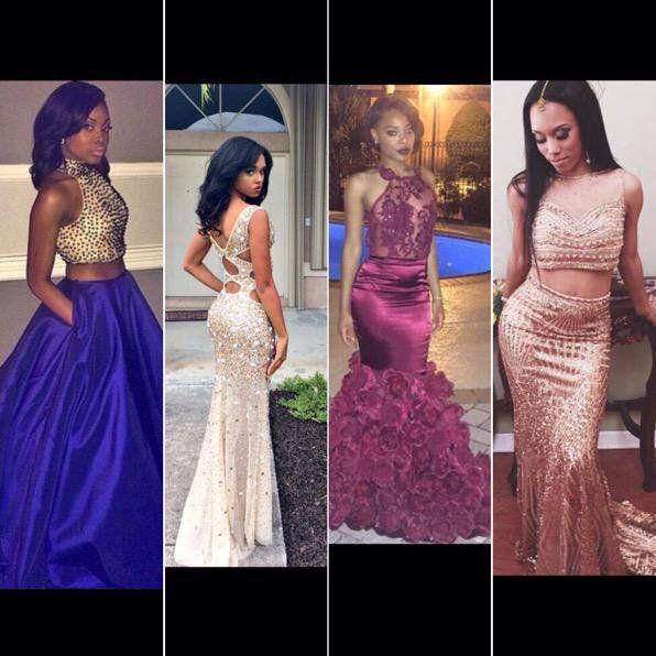 Black Girls on | Prom looks | Pinterest | Black girls ...