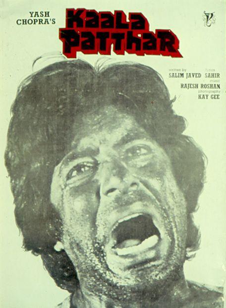 Kaala Patthar Movie Poster