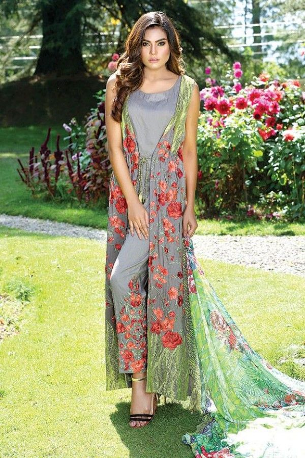 Motifz Latest Party Wear Winter Dresses 2017-2018 With Prices | BestStylo.com