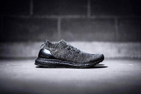 adidas ultra boost uncaged triple black womens