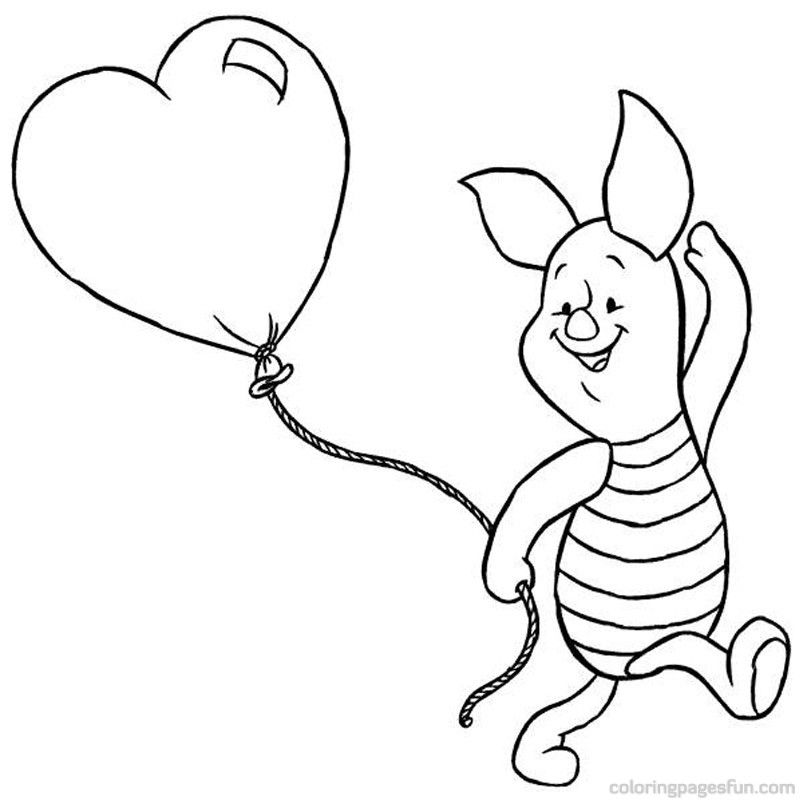 Winnie The Pooh Coloring Pages 56 Free Printable Coloring Pages