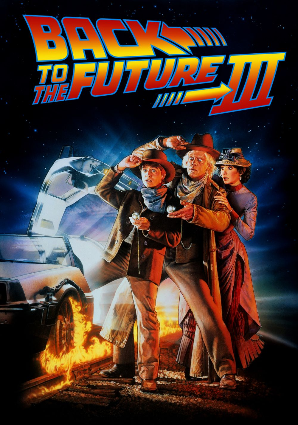 Back To The Future Part III (1990) 720p BluRay x264 AC3 Dual Audio [Hindi DD5.1 + English DD2.0]