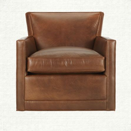 Chairs And Chaises Arhaus Furniture Leather Chair Living Room Living Room Leather Swivel Dining Chairs