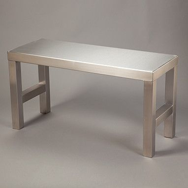 HCL 19104 Stainless Steel Bench