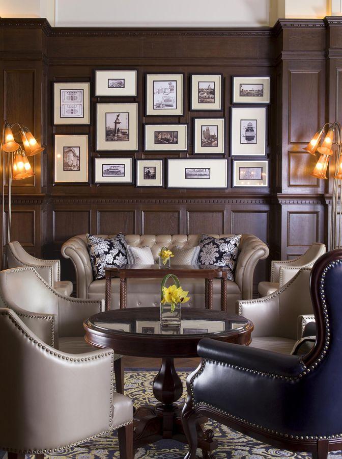 China S Cigar Bar Trend Hits Luxury Hotels Cigar Lounge Decor Lounge Decor Cigar Room