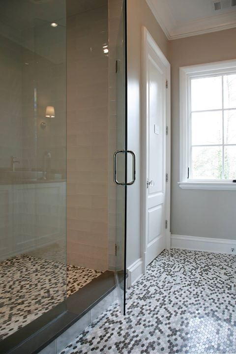 Cambria Sussex Shower Curb By Atlanta Kitchen | By CR Home Kitchen U0026 Bath  Design