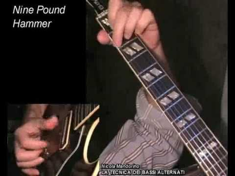 Nine Pound Hammer Merle Travis Fingerpicking Tab Acoustic