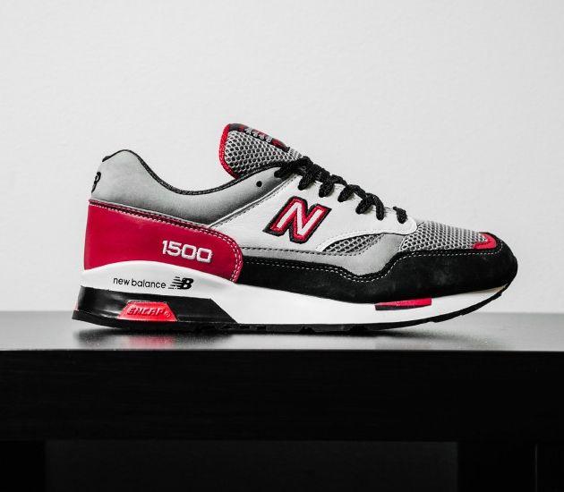 "New Balance 1500 ""Riders Club"" - Grey / Red"