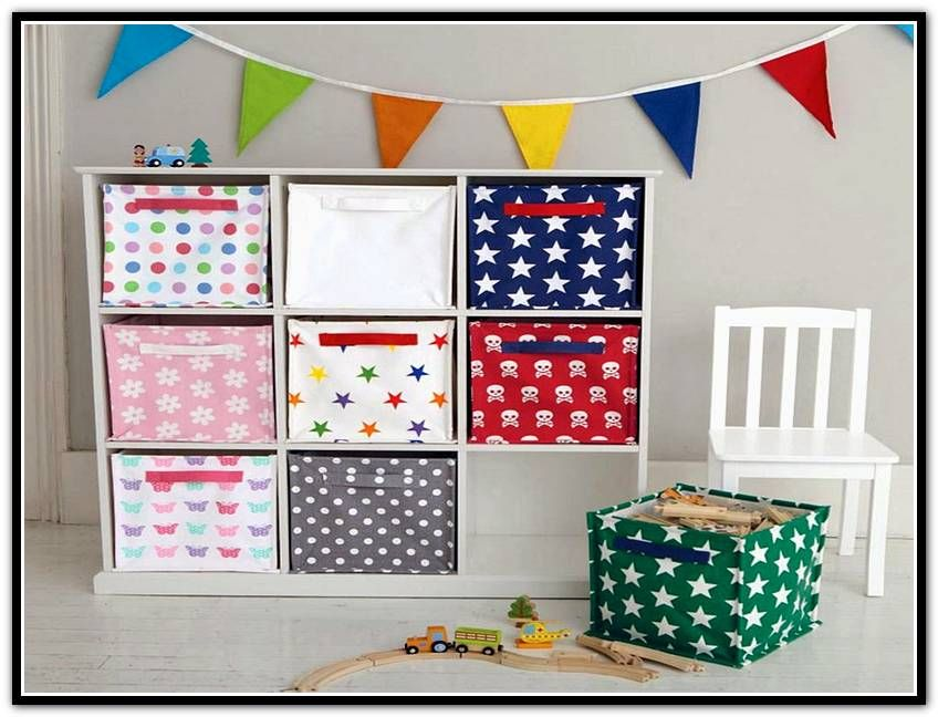 Canvas Storage Cubes For Kids  sc 1 st  Pinterest : storage cubes for kids  - Aquiesqueretaro.Com
