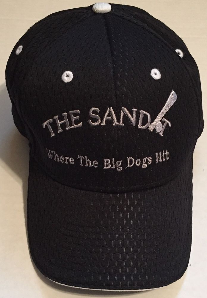 40e6892ba32 Where the Big Dogs Hit Fitted Hat L XL Baseball Blue #Otto #BaseballCap