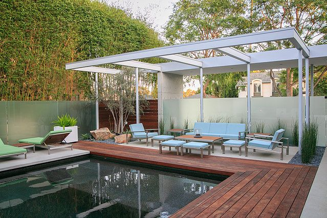 Bold Organized Spaces That Make The Most Of Your Property Strong Custom Backyard Design San Diego Creative