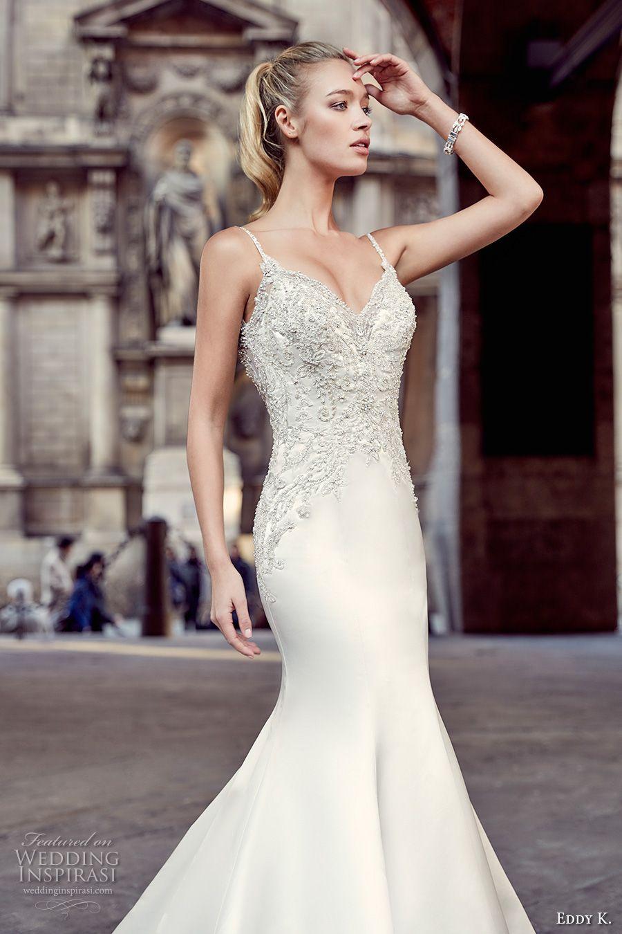 Eddy k wedding dresses u milano bridal collection mermaid