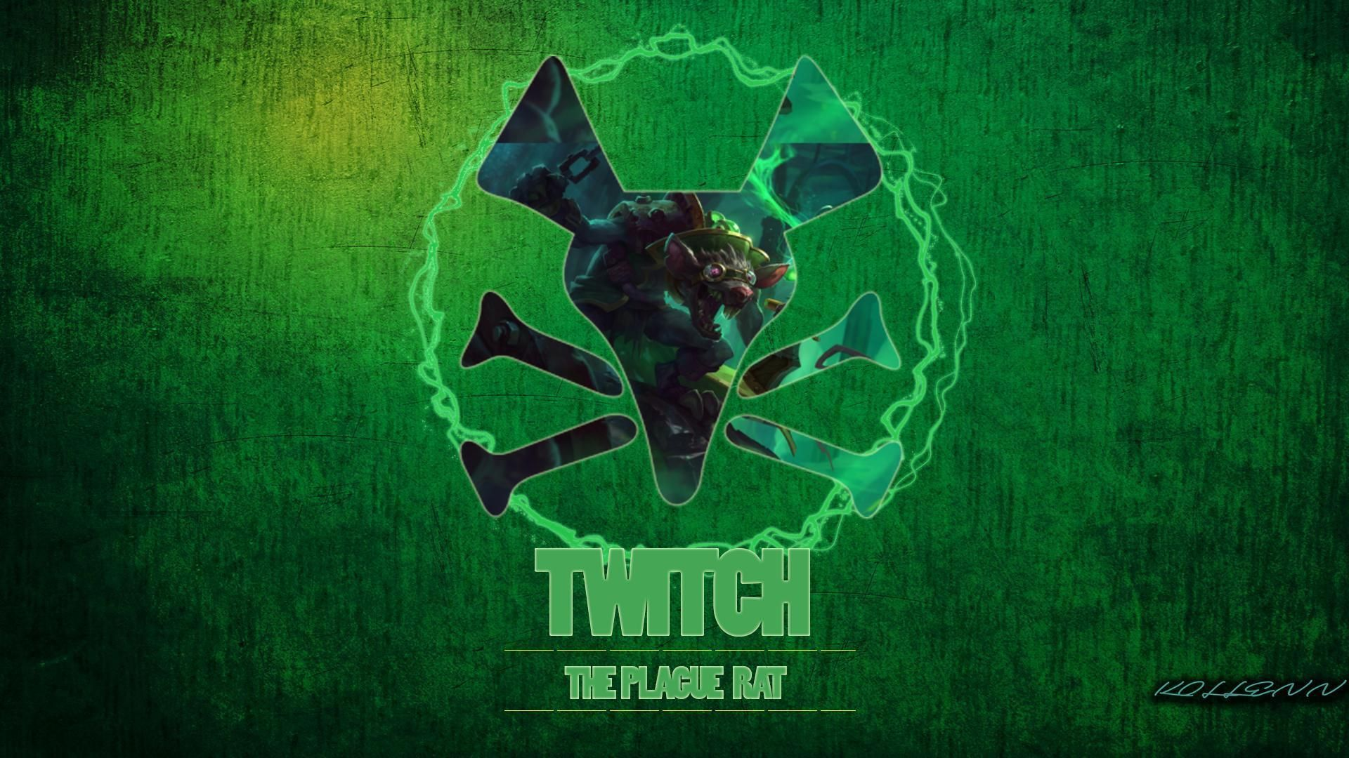 Twitch Plague Rat