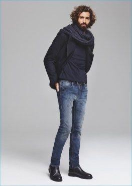MAC Jeans 2016 Fall/Winter Men's Collection Lookbook