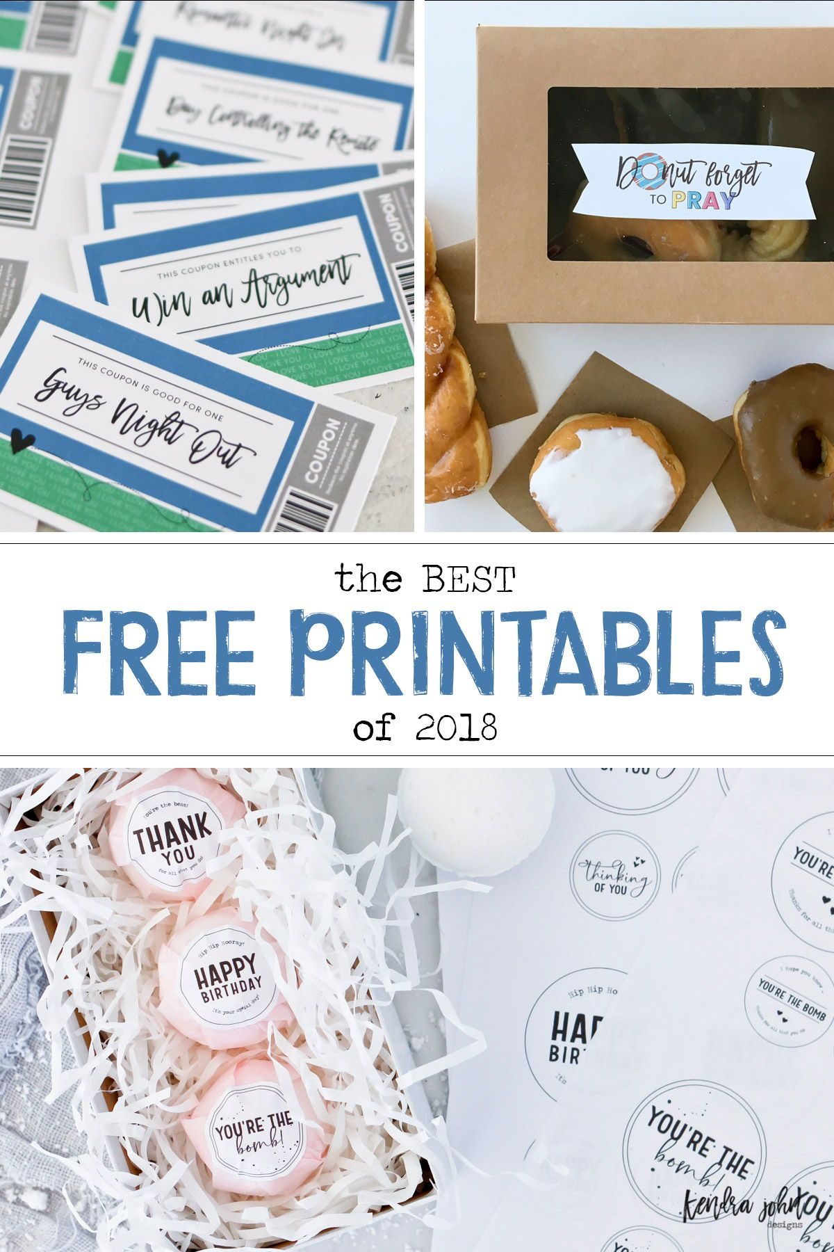 The Best Free Printables Of