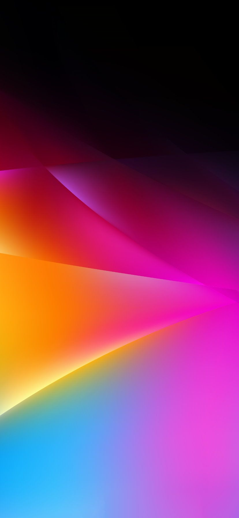 Wallpapers Iphone Xr Rainbow Colors In 2019 Iphone Wallpaper