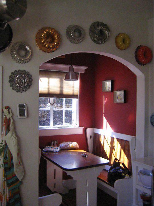 Bundt Pan Decorations Decor Home Decor Kitchen Decor
