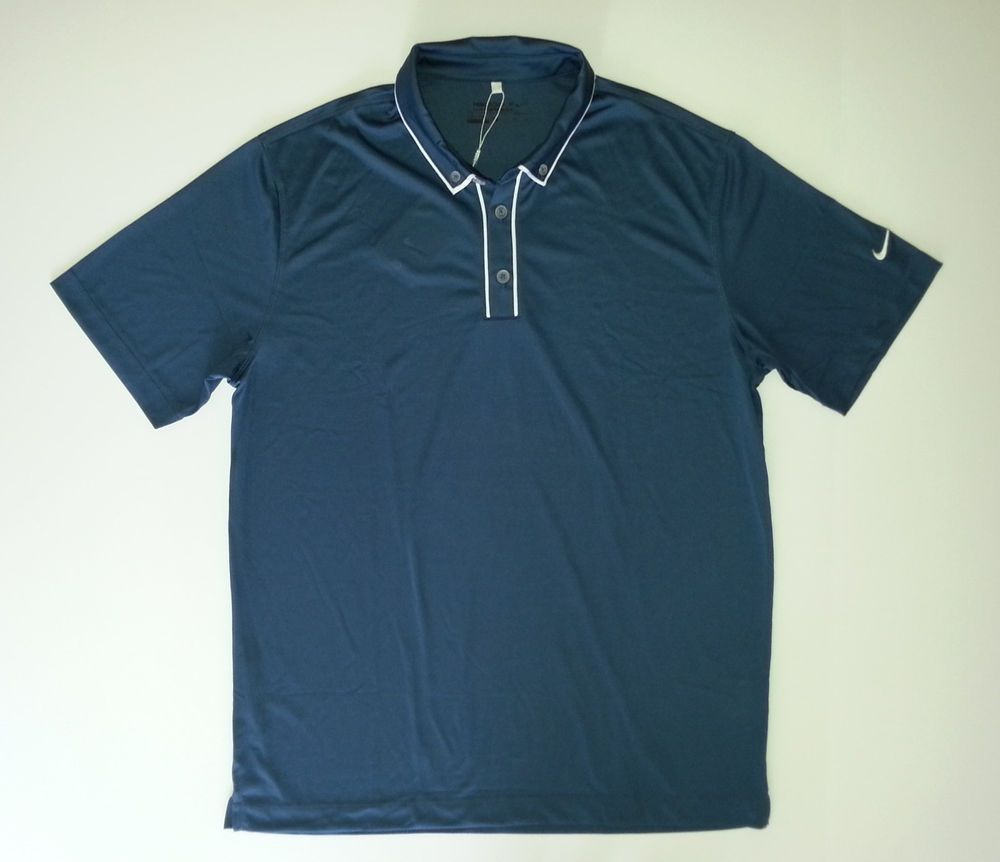 aa580a6b NIKE GOLF DRI FIT TOUR PERFORMANCE STANDARD FIT GOLF POLO SHIRT (LARGE) --  NEW #NIKEGOLF #PoloShirt
